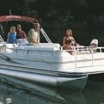 Lake of Bays Pontoon Rental