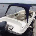 boat rental muskoka